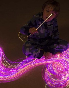 illuminazione sensoriale a fibra ottica 5
