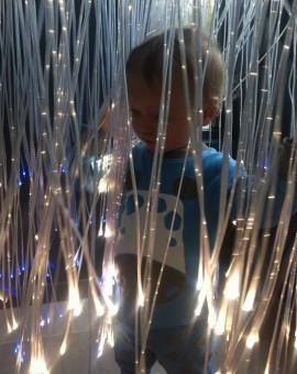 illuminazione sensoriale a fibra ottica 6