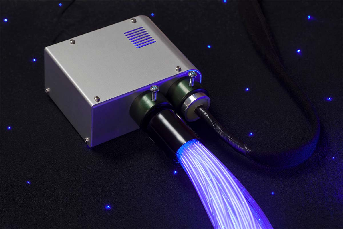 Combo speciale sensoriale illuminazione a fibre ottiche for Piani di combo per l house shop